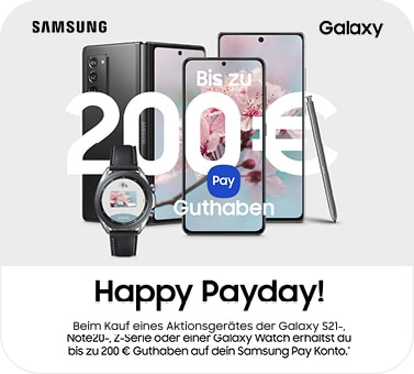 Samsung S-Pay Promotion